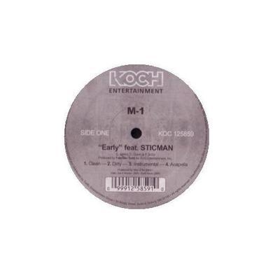 M1 Of Dead Prez EARLY Vinyl Record
