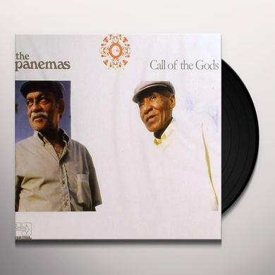 Os Ipanemas CALL OF THE GODS Vinyl Record