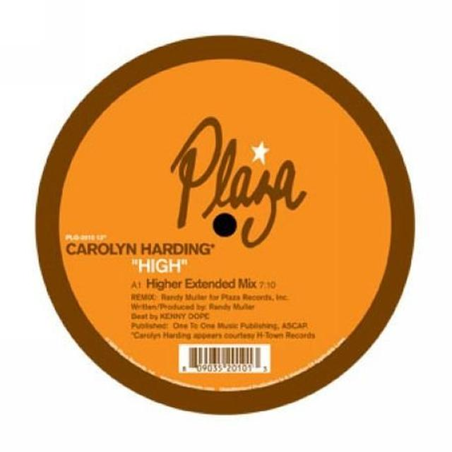 Carolyn Harding HIGH Vinyl Record