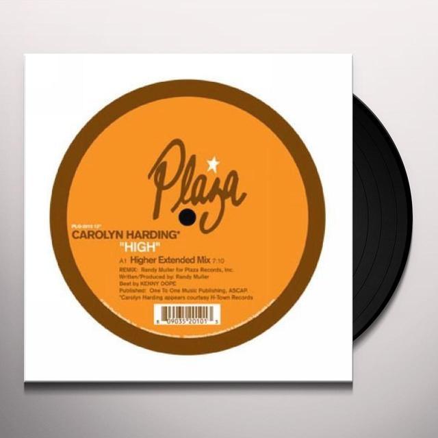 Carolyn Harding HIGH Vinyl Record