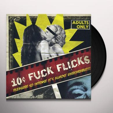 10 Cent Fuck Flicks EIGHT SONGS ABOUT DRUGS & SEX EP Vinyl Record