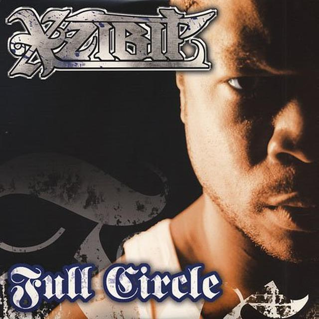Xzibit FULL CIRCLE Vinyl Record