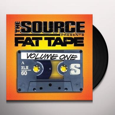 FAT TAPE 1 / VARIOUS Vinyl Record