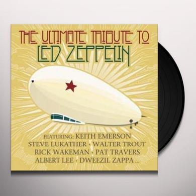 LED ZEPPELIN-THE ULTIMATE TRIBUTE / VARIOUS Vinyl Record