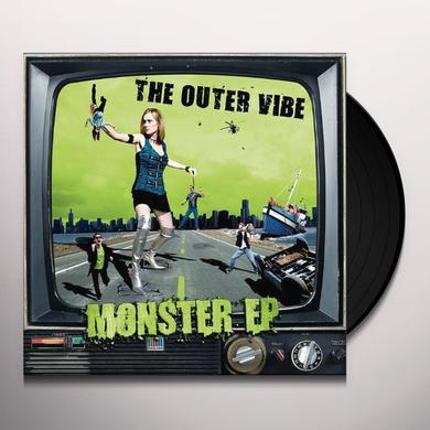 Outer Vibe MONSTER EP Vinyl Record