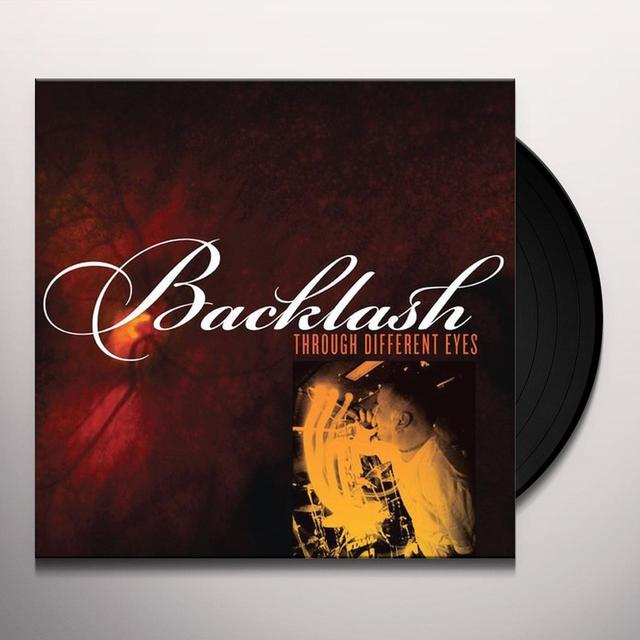 Backlash THROUGH DIFFERENT EYES Vinyl Record