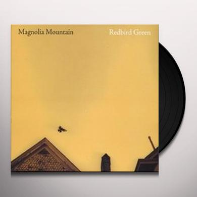 Magnolia Mountain REDBIRD GREEN Vinyl Record