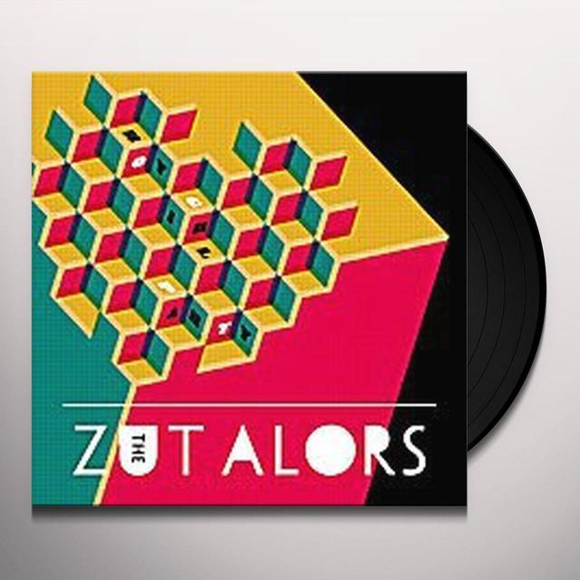 Zut Alors BOY GIRL PARTY Vinyl Record