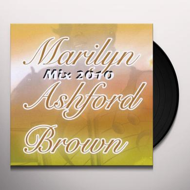 Marilyn Ashford Brown MIX 2010 Vinyl Record