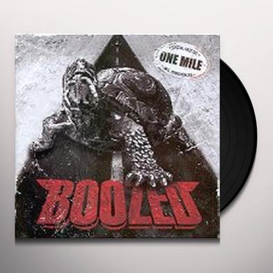 Boozed ONE MILE Vinyl Record