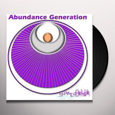 Shapeshifter ABUNDANCE GENERATION Vinyl Record