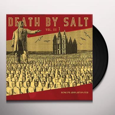 DEATH BY SALT 3: SONGS OF EVERLASTING JOY / VARIOU Vinyl Record