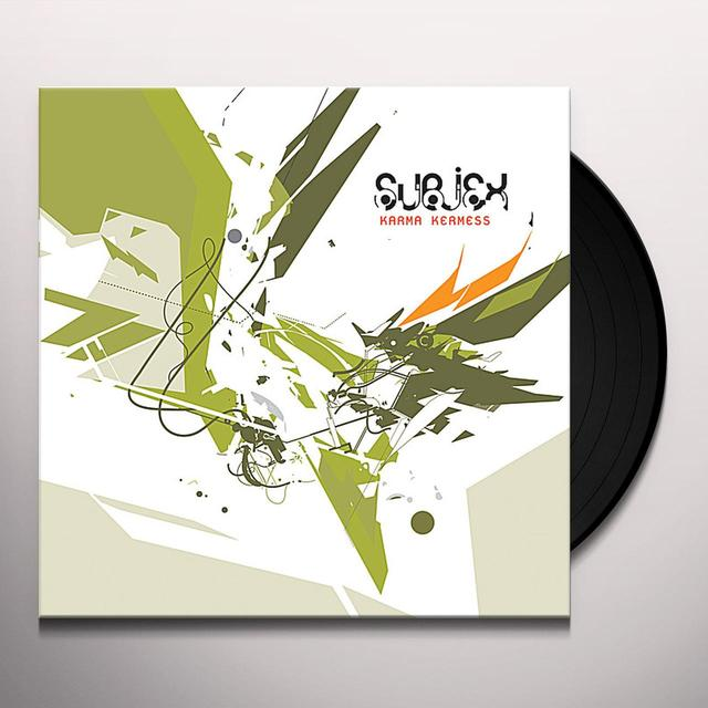 Subjex KARMA KERMESS Vinyl Record