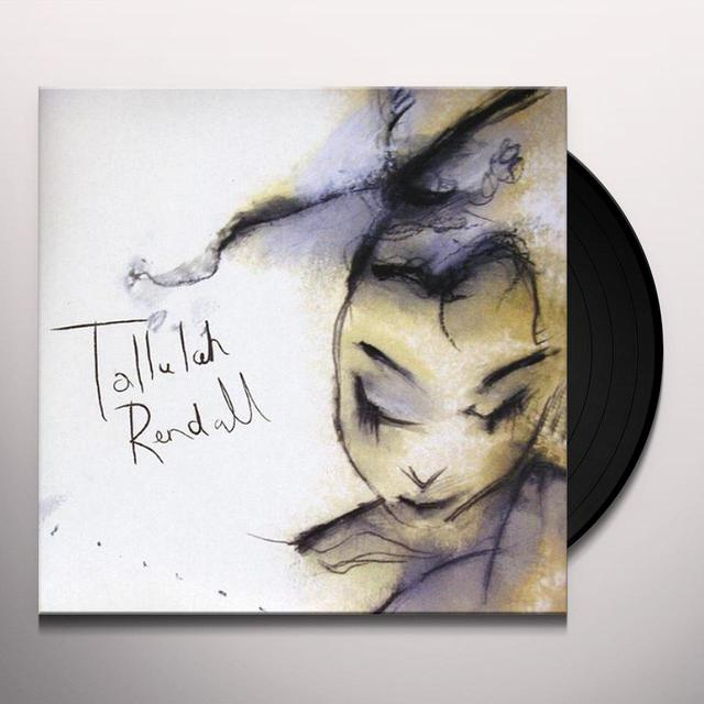 Tallulah Rendall LIBELLUS SINGLE Vinyl Record