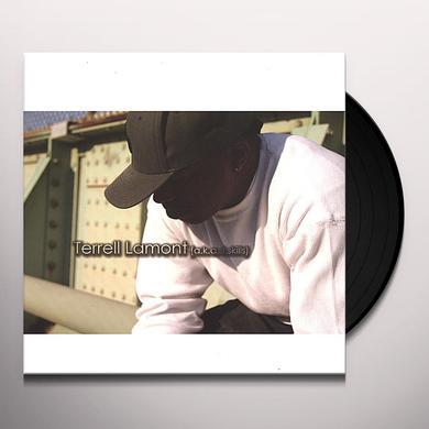 Terrell Lamont NON-FICTION Vinyl Record