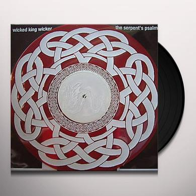 Wicked King Wicker SERPENT'S PSALM Vinyl Record