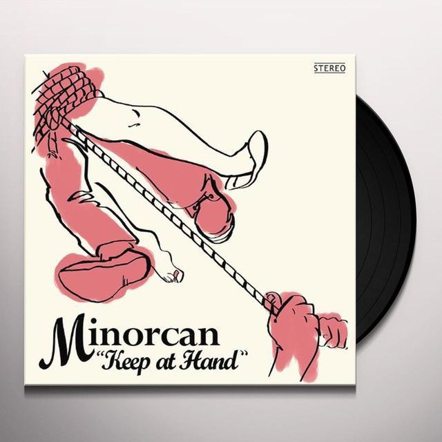 Minorcan KEEP AT HAND Vinyl Record