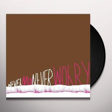 Sour Notes NEVER MIX NEVER WORRY Vinyl Record