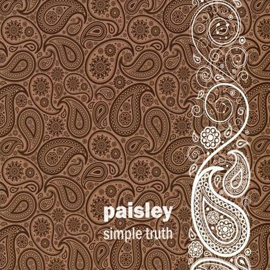 Paisley SIMPLE TRUTH CD