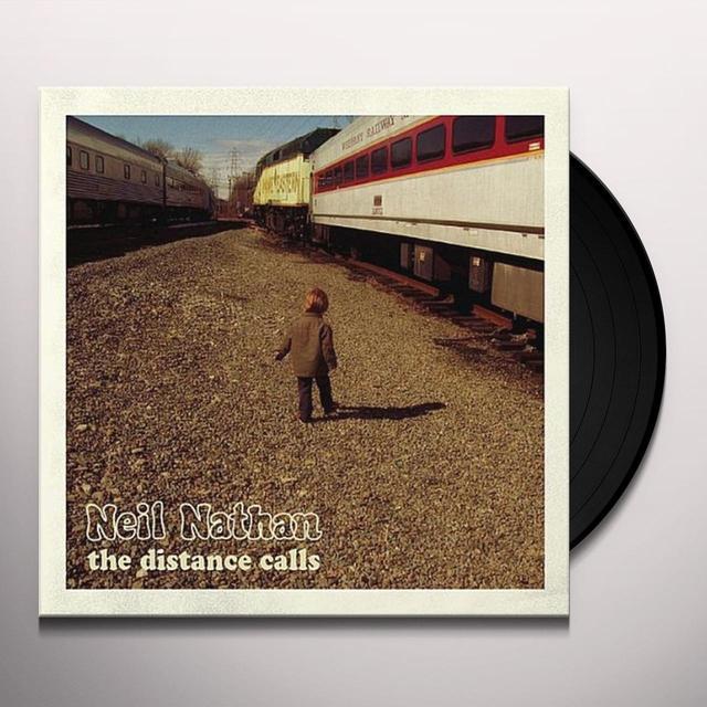 Neil Nathan DISTANCE CALLS Vinyl Record