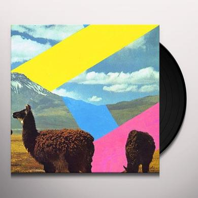 Bulletproof Vests (DON'T) THROW MY LOVE AWAY Vinyl Record