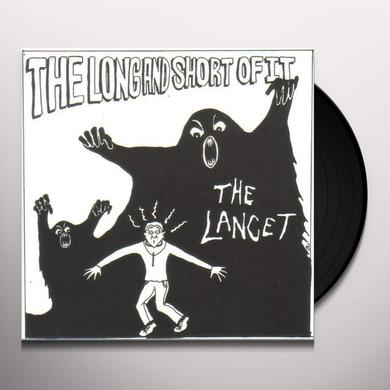 Long & Short Of It LANCET/ WELCOME TO GNARLSBERG Vinyl Record