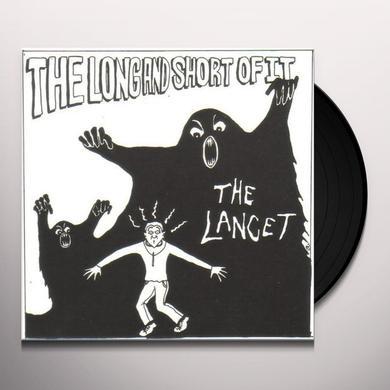 Long & Short Of It LANCET/ WELCOME TO GNARLSBERG Vinyl Record