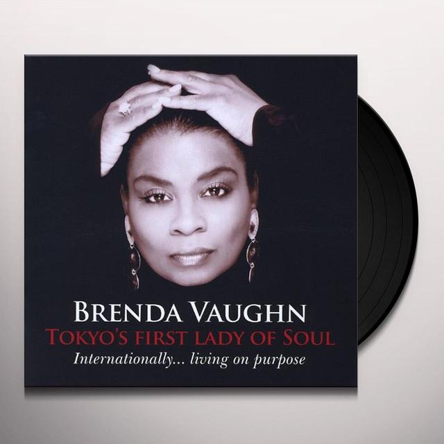 Brenda Vaughn WORST IS OVER Vinyl Record
