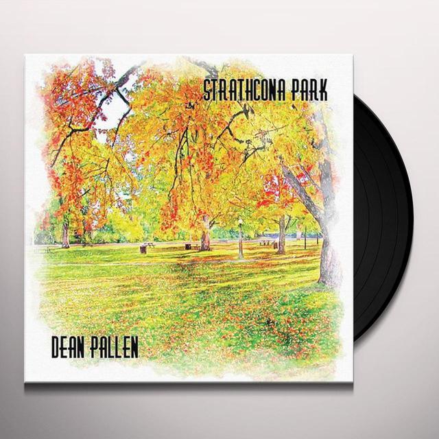 Dean Pallen STRATHCONA PARK Vinyl Record