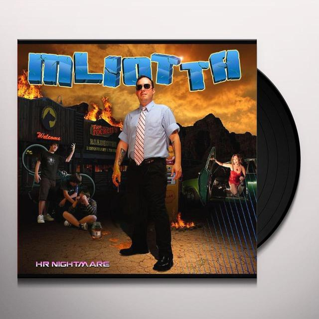 Mliotta HR NIGHTMARE Vinyl Record