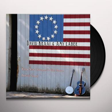 David Kraai FROM NEW ORLEANS TO THE MOON/BORDER SONG Vinyl Record