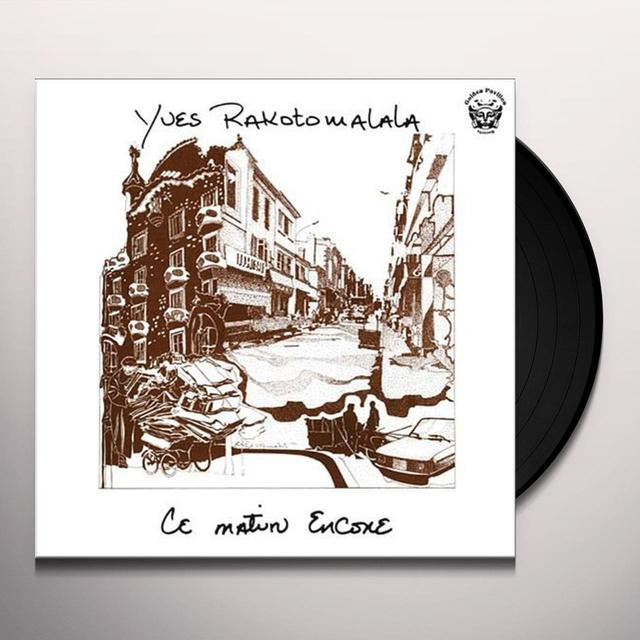 Yves Rakotomalala CE MATIN ENCORE Vinyl Record