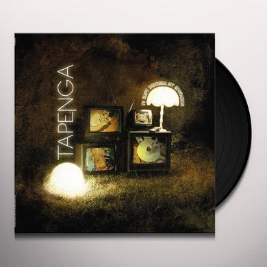 Tapenga TV SLEPT THROUGH MY EDUCATION Vinyl Record