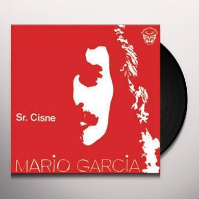 Mario Garcia SR. CISNE Vinyl Record