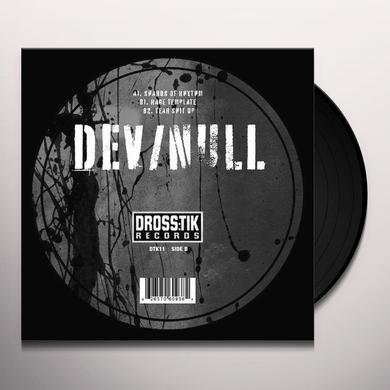 Dev/Null SHARDS OF RHYTHM Vinyl Record
