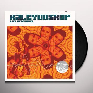 Los Venturas KALEYDOSKOP Vinyl Record