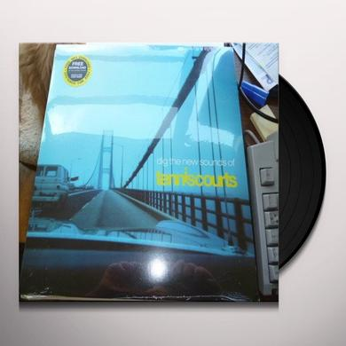 DIG THE NEW SOUNDS OF TENNISCOURTS Vinyl Record
