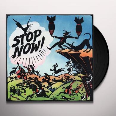Tsuru STOP NOW Vinyl Record