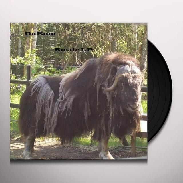 Dabom RUSTIC Vinyl Record