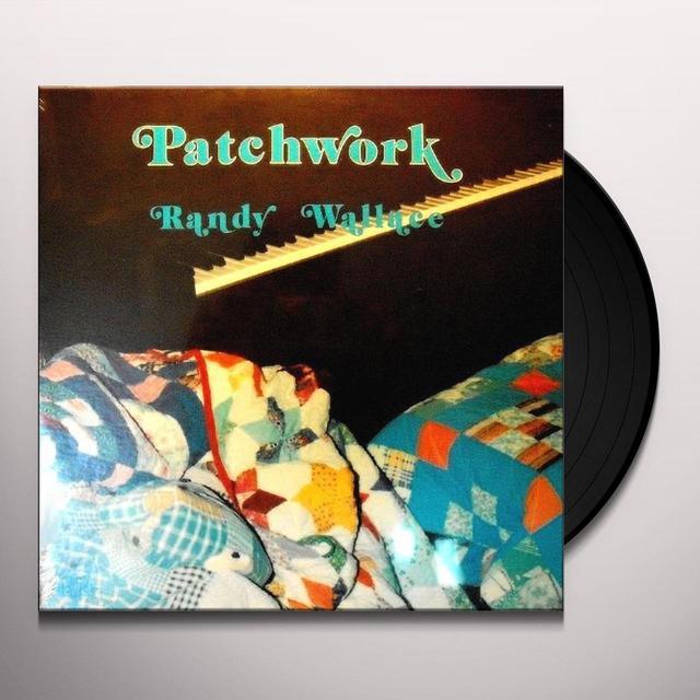 Randy Wallace PATCHWORK Vinyl Record