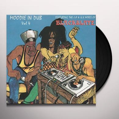 Moodie & Blackslate MOODIE IN DUB 4 Vinyl Record