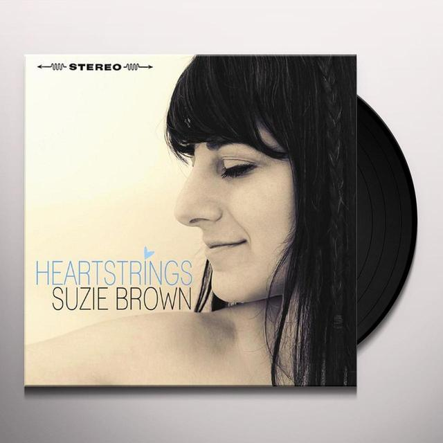 Suzie Brown HEARTSTRINGS Vinyl Record