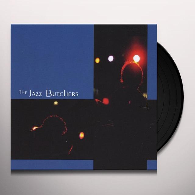 Jazz Butchers FLORENCE & NORMANDIE Vinyl Record