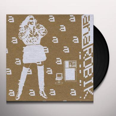 Anarobik OPERATOR'S MANUAL Vinyl Record