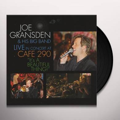 Joe Gransden IT'S A BEAUTIFUL THING! Vinyl Record