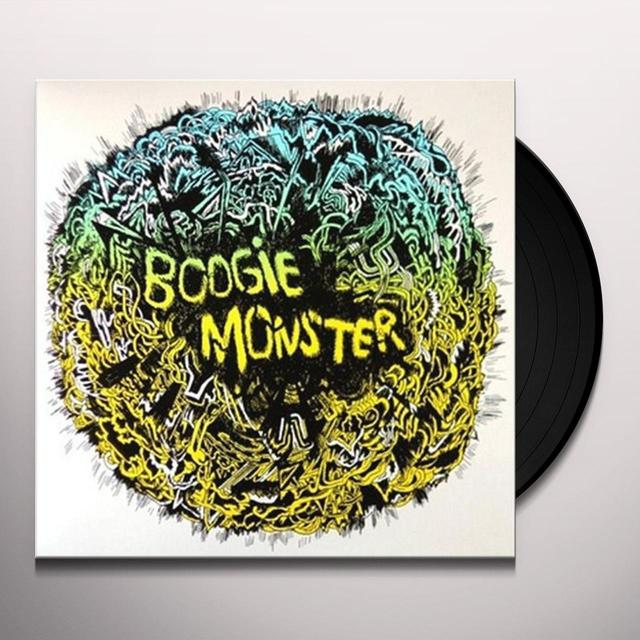 Boogie Monster ZECHIMECHI Vinyl Record