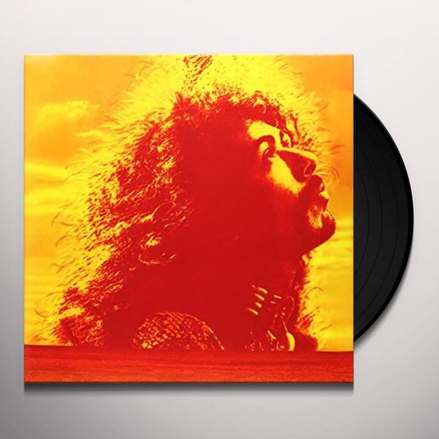 Carlos Santana & Buddy Miles LIVE Vinyl Record