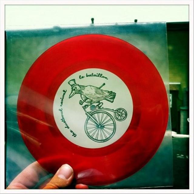 Dustbowl Revival LE BATAILLLON Vinyl Record