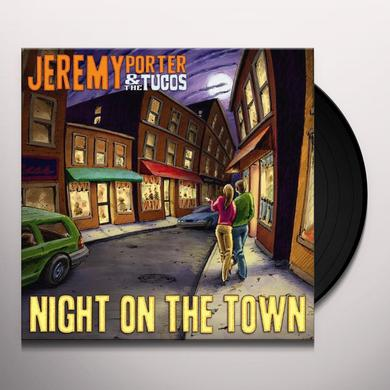 Jeremy Porter & The Tucos NIGHT ON THE TOWN Vinyl Record