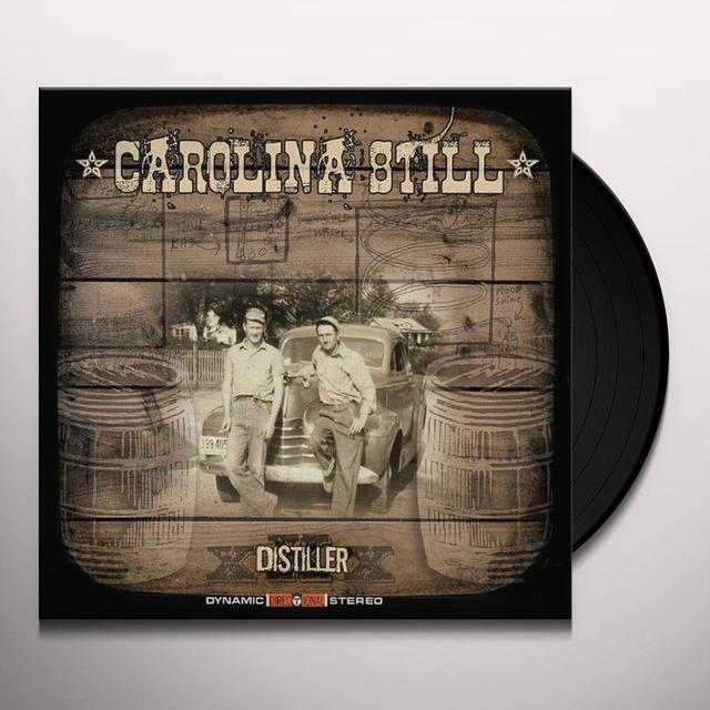 Carolina Still DISTILLER Vinyl Record